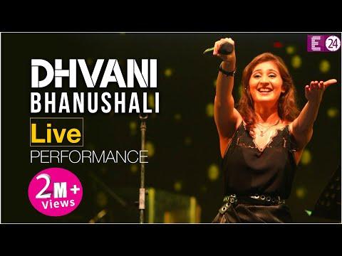 Rising star Dhavni Bhanushali live performance