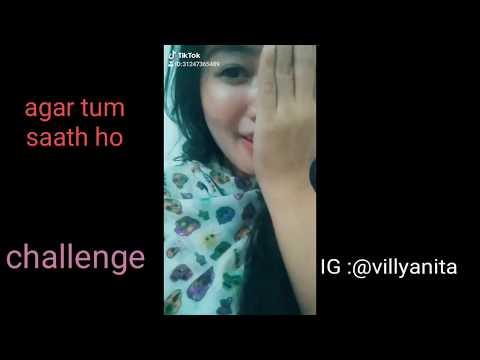 tum-saath-ho-ya-na-ho-kya-fark-hai- -agar-tum-saath-ho- -tiktok-video -double-emotions-challenge
