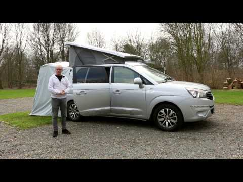 Campervan Review: Wellhouse Leisure Turismo