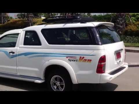 โตโยต้าวีโก้ แชมป์ - สปอร์ตแวน (Sportvan)