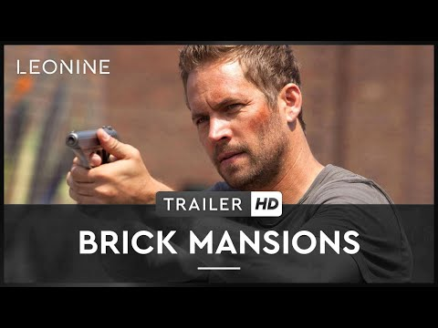 Brick Mansions - Trailer (deutsch/german)