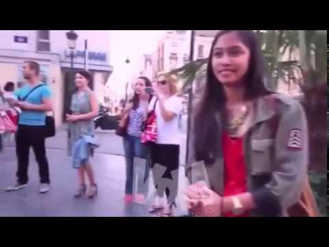 The Cranberries - Zombie Cover Cewek Indonesia bareng pengamen barat (fantastis)