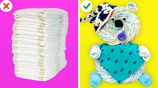Baby Shower Ideas For Smart Parents    5-minute Gifts You Can Make Yourself!