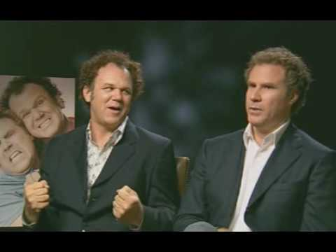 Will Ferrell, John C. Reilly grilled by fans!