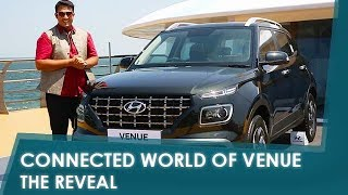 Sponsored - Connected World of VENUE: The Reveal | NDTV carandbike