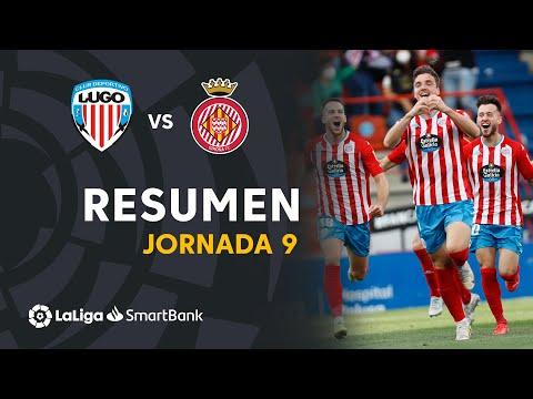 Lugo Girona Goals And Highlights