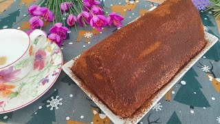 Невероятное наслаждение за 15 минут Один из ЛУЧШИХ тортов ТОРТ без Выпечки ТИРАМИСУ