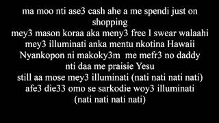 SARKODIE ILLUMINATI LYRICS