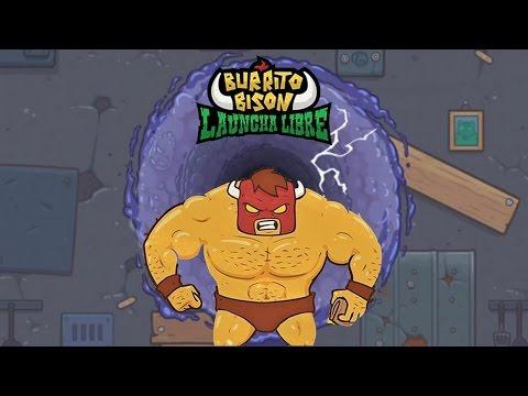 Burrito Bison: Launcha Libre ОБНОВЛЕНИЕ ПРОШЛИ КУКИНАТОРА И НОВАЯ ЛОКАЦИЯ - Серия №24 (iOS Gameplay)