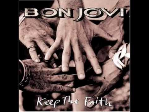 Bon Jovi - Save A Prayer [Keep The Faith Outtake]