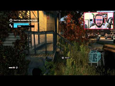 Hiding in the Ghetto (Watch Dogs Online Hacking 1v1)-Watch Dogs MP #14