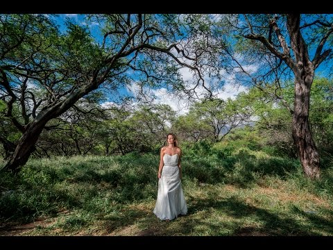 High Speed Sync (HSS) with just a Speedlight Flash in Broad Day Sunlight using Pixel Kings in Hawaii
