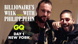 Maluma, Lil Pump, Paris Hilton... :  la Billionaire's Week de Philipp Plein - Jour 1    GQ Originals