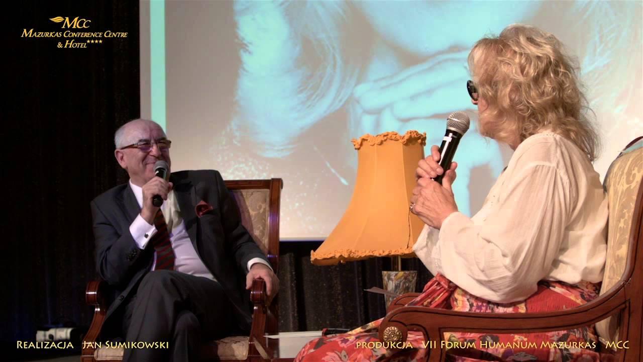 Katarzyna Gartner i Andrzej Bartkowski - rozmowa przed koncertem VII Forum Humanum Mazurkas