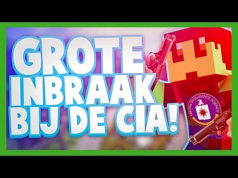 GROTE INBRAAK BIJ DE CIA!! - Minetopia - #519 | Minecraft Reallife Server