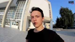 Cum sa faci ollie late shove-it cu Lucian Blaga