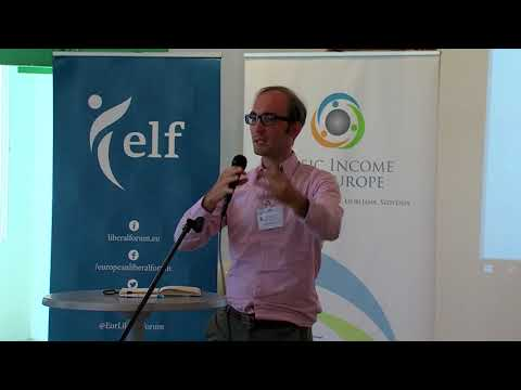 ELF FORUM Basic income for europe 5 del who create money