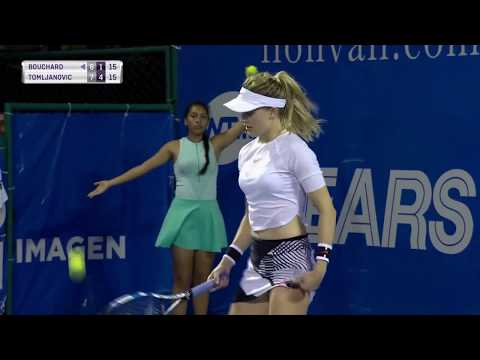 Eugenie Bouchard vs Ajla Tomljanovic