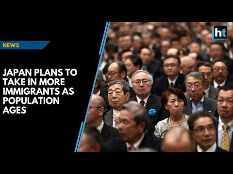 Japan to take in more immigrants as population ages