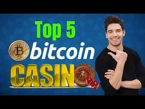 Best Bitcoin Casinos  🎰 Top 5 Bitcoin Casinos $