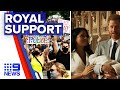 Prince Harry speaks out about racism | 9 News Australia