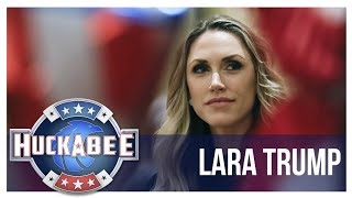 Lara Trump Makes A Bold 2018 Midterm Prediction | Huckabee