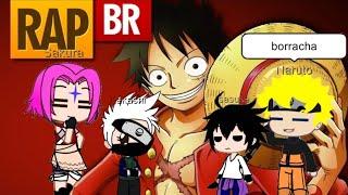React ao rap do Luffy ( Tauz )