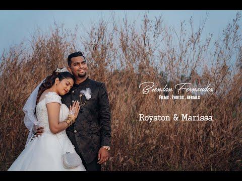 Royston & Marissa| Catholic Wedding Films| Brendan Fernandes Films Goan Wedding Highlights