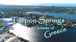 Aerial Tour of Tarpon Springs