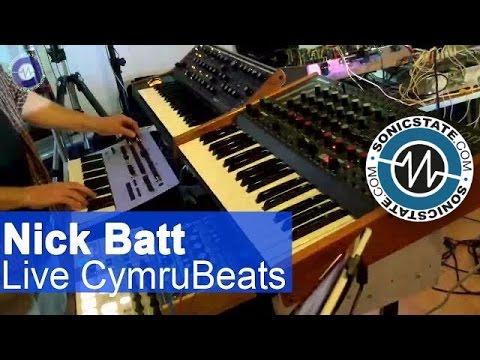 Nick Batt Live Set From Cymru Beats 2016 Mp3