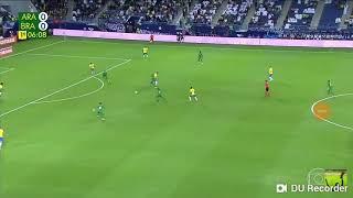 Brasil x Arábia Saudita - Melhores Momentos - Neymar deitou!