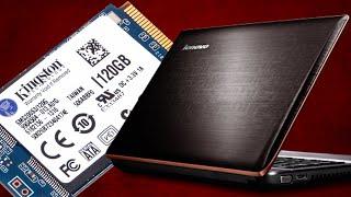 SSD Upgrade v mojom Notebooku (Lenovo ideaPad y570)