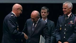 [CongresSP28] L'essentiel des échanges entre le ministre de l'Intérieur & le président de la FNSPF