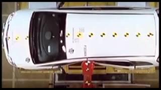 Crash test Opel Meriva 2003