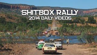 Shitbox Rally 2014 - Daily Videos