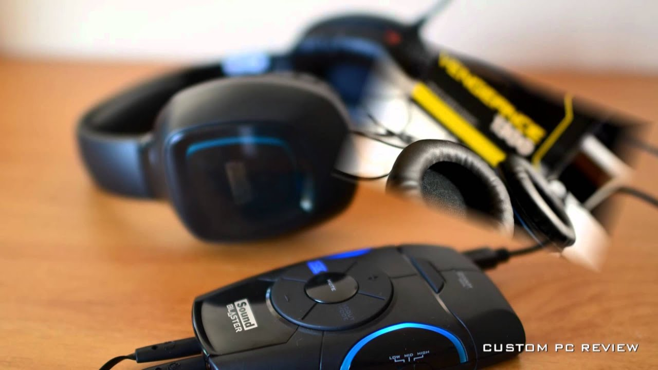 [Review] Creative Sound Blaster Recon3D USB Soundcard