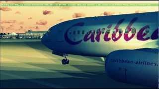 fs2004 barbadoes takeoff.wmv