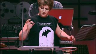 Theremin Doctor Who Theme, Lydia Kavina and Radio Science Orchestra,