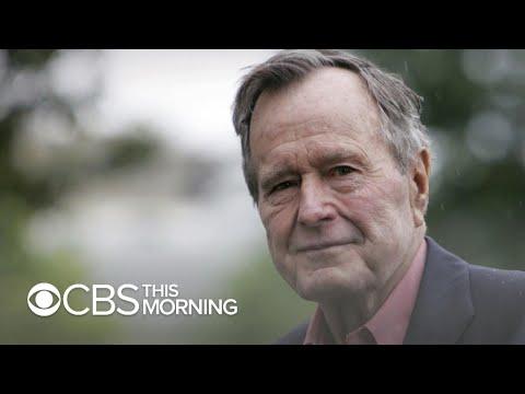 America pays tribute to George H.W. Bush, a devoted public servant