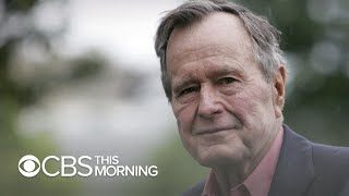 America pays tribute to George H.W. Bush, a devoted public servant