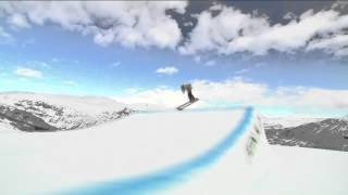 Tom Wallisch freestyle slopestyle championship gold medal run 2013