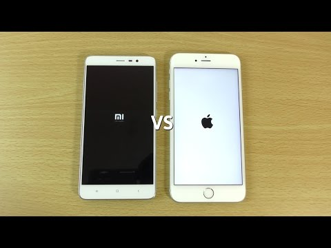 Iphone 7 Live Wallpaper Not Working Redmi Note 3 Vs Iphone 6s Plus Speed Amp Camera Test