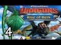 Dragons: Rise of Berk - Unlocking Scauldron Dragon! [Episode 4]
