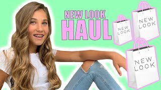 SHOPPING HAUL | New Look | Rosie McClelland