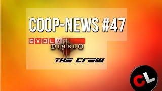 Shadow Realms, дата бета-теста Evolve, второй бета-тест игры The Crew / Coop-News #47