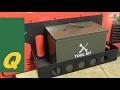 Quadratec Tailgate Cargo Shelf for Jeep Wrangler JK