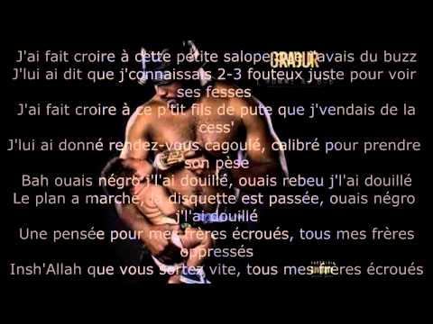 [Paroles] Gradur - La Douille Feat Lacrim