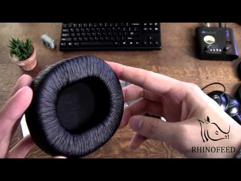 Audio-Technica ATH M40fs Earpad Replacement