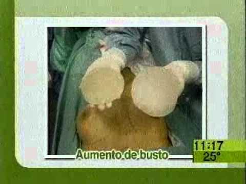 Aumento de senos Ejercicios para aumentar el pecho!