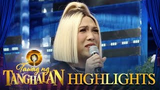 Tawag Ng Tanghalan: Vice emotionally shares how he feels when his friends are ashamed of him